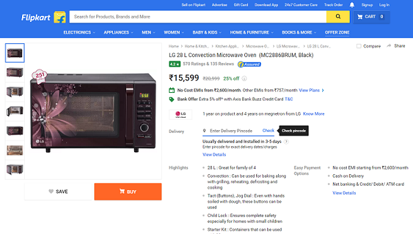 microwave oven price - top 10 kitchen gadgets