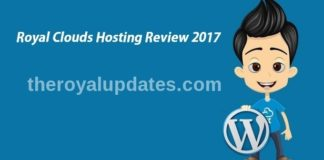 Royal Clouds Hosting Review