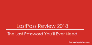 LastPass Review 2018