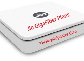 Jio GigFiber Plans
