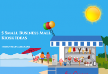 Business Mall Kiosk Ideas