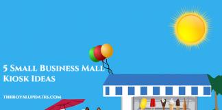 Business Mall Kiosk Ideas