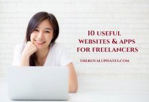 websites & apps for freelancers
