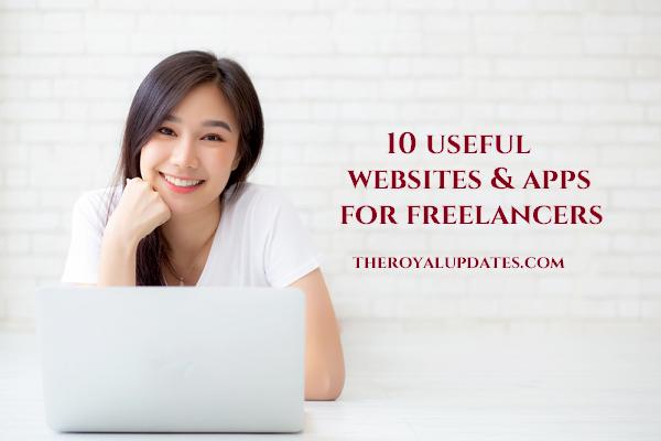 websites & apps for freelancers
