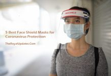 Face Shield Masks for coronavirus