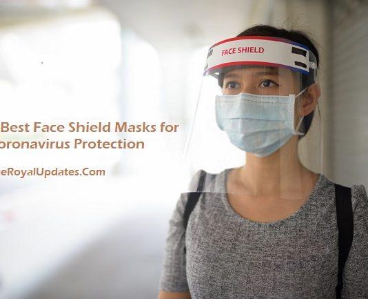 Face Shield Masks for coronavirus