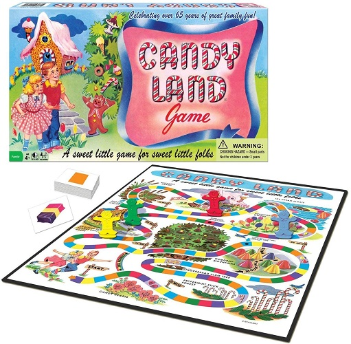 Retro Series CandyLand