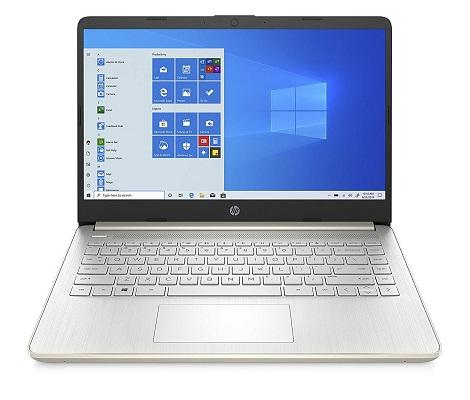HP 14 Intel 11th Gen Laptop