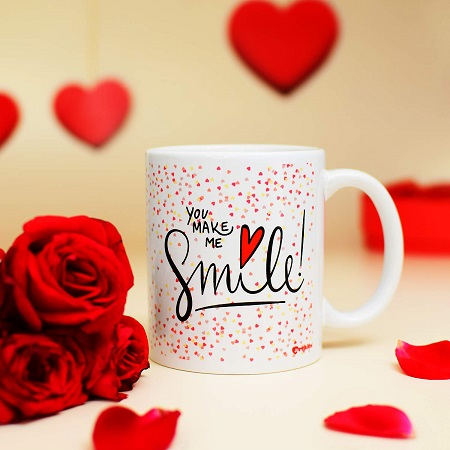 Coffee Mug - Valentine's Day Gift Ideas for Him