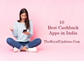 Cashback & Reward Apps India